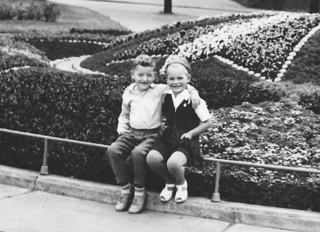 Katrina and Karl July 1963